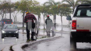 rige un alerta por lluvias y tormentas para toda la provincia