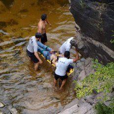 Un santafesino murió ahogado en Mina Clavero