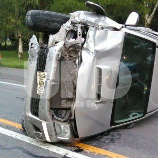 Malabrigo: accidente fatal con un muerto en la Ruta Nacional 11