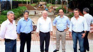 El gobernador tomó la decisión de imprimirle otro ritmo al área hídrica