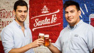 Cervecería Santa Fe homenajeó  a los maestros del sabor en su día