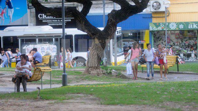 Archivo. Imagen ilustrativa de la Plaza del Soldado.