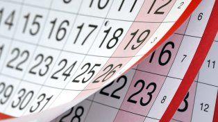 feriados 2017: nueve fines de semana largos y criticas por los trasladables
