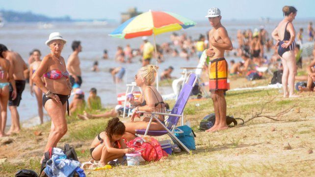 ¿Sigue el calor en la capital provincial?