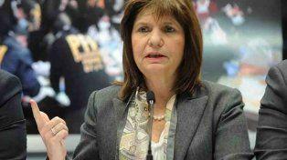 Patricia Bullrich: Que se quede tranquila Bolivia, que no es un problema de migraciones sino de delincuencia