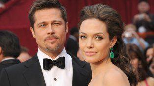 ¡Angelina Jolie también le fue infiel a Brad Pitt!