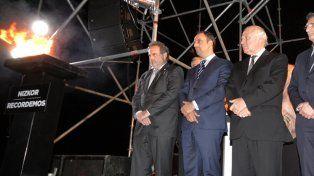 Lifschitz mencionó la muerte de Nisman como un asesinato