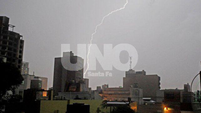 Cesó el alerta meteorológico por tormentas en la región
