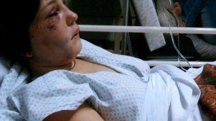 La joven golpeada por el anestesista en Palermo confesó de donde sacó la droga