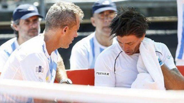 Complicado: Berlocq cayó ante Seppi y Argentina quedó match point