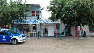 Cayastá: asesinaron a  un hombre en el interior de un supermercado