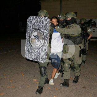 rosario: atraparon al temido sicario y jefe del clan narco los cambichos