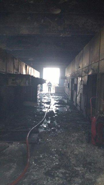 Un rayo dejó a toda la ciudad de Esperanza sin suministro de energía eléctrica
