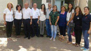 La provincia ampliará las propuestas para estudiantes con discapacidad en el barrio Nueva Pompeya de Santa Fe