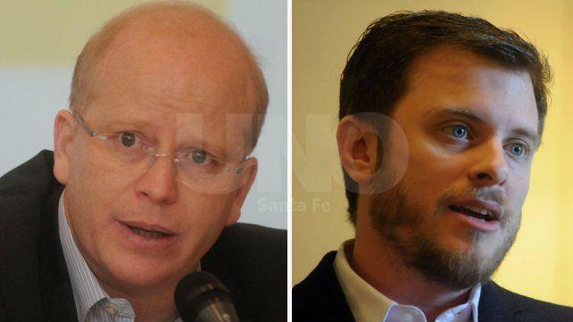 El tenso cruce en las redes entre Luis Contigiani y Roy López Molina