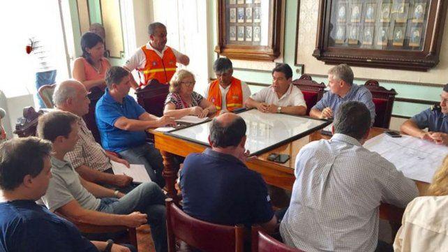 Esperanza pone en marcha un plan de emergencia ante la falta de electricidad