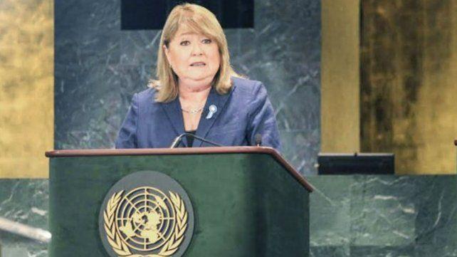 Imputan a Malcorra por gastar más de un millón de pesos para su candidatura a la ONU
