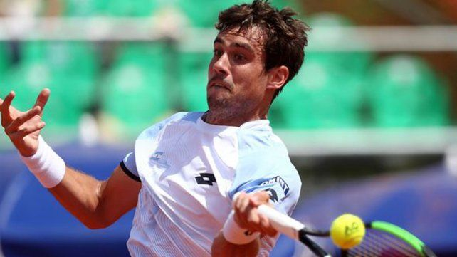 Copa Davis: Pella no pudo con Fognini y Argentina jugará el Repechaje