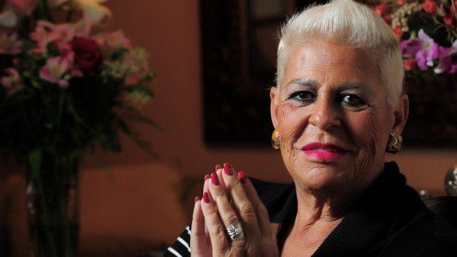 Negritos cabeza: María Martha Serra Lima, otra vez polémica