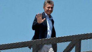 El presidente Macri partió rumbo a Brasil para reunirse con Temer