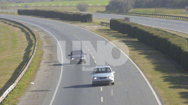 Se presentaron las ofertas para la repavimentación de un tramo de la Autopista Santa Fe-Rosario