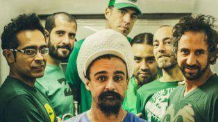 Detuvieron al ex bajista de Dread Mar I por tenencia de droga