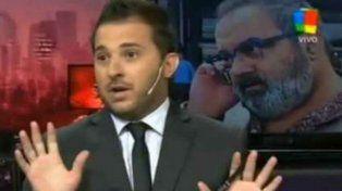 Brancatelli defendió a Lanata y lo calificó como un gran periodista