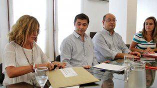 El Municipio avanza en la instalación de geoceldas en calles de Colastiné