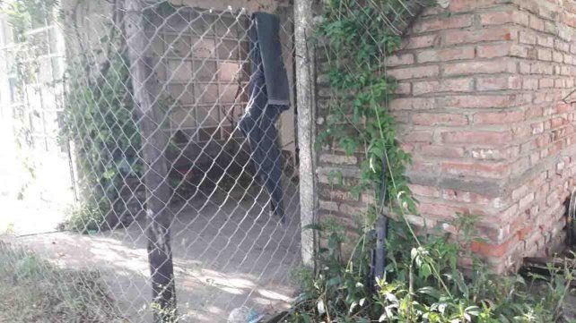 El lugar en donde buscó refugio el narco paraguayo