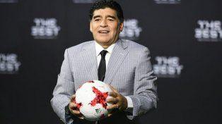 Será embajador de FIFA en el mundo