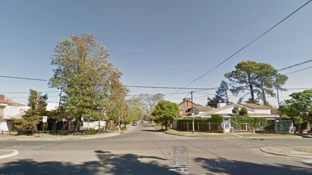 Foto Google Street View