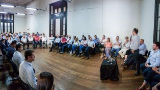 La Mesa Cambiemos Santa Fe mantuvo una reunión ampliada con funcionarios