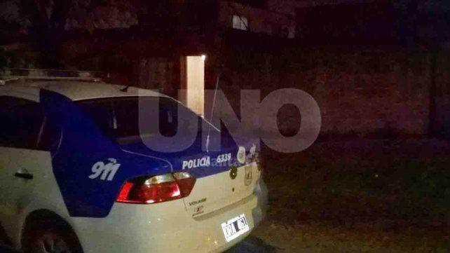 Detuvieron a violentos tiratiros luego de una intensa balacera en Villa Hipódromo