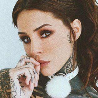 un nuevo y sangriento tatuaje