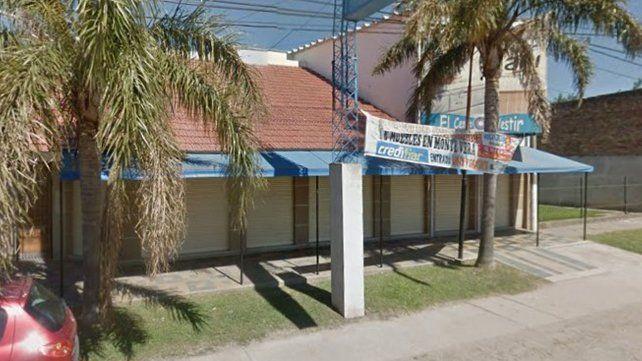 Detuvieron a dos mecheras que con una beba robaron un comercio en Monte Vera