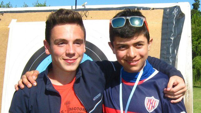Schmidt (15) y Cabaña (12)