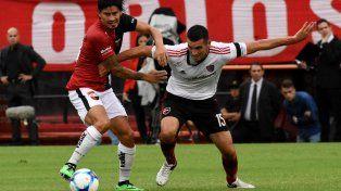 Colón y Newells empataron 0 a 0 en Rosario y ya piensan en la revancha