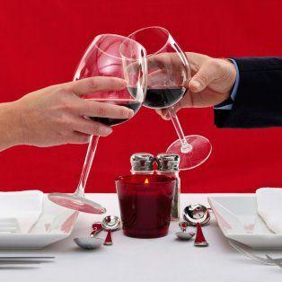 san valentin: cenar afuera cuesta entre $250 y $600 por comensal