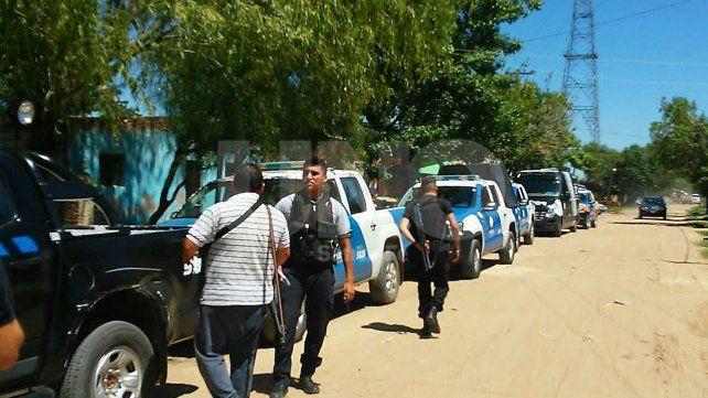 Detuvieron a un delincuente y le secuestraron una carabina en barrio San Lorenzo