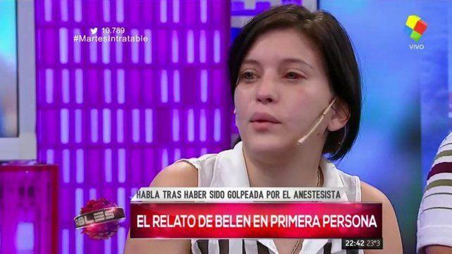 El pedido a todas las jóvenes por parte de la joven que fue víctima del anestesista