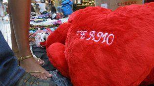 Más argentinos festejaron San Valentín pero las ventas cayeron 3,4%