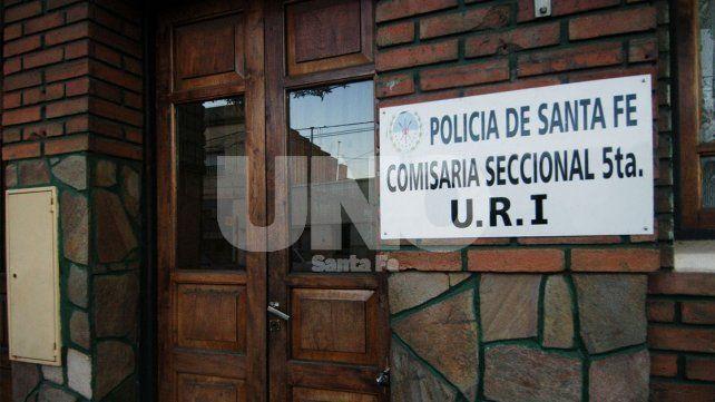 La denuncia inicial se realizó en la Comisaría 5ta.