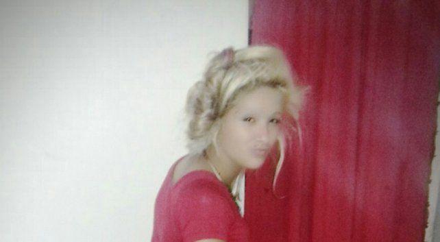 Micaela del Rosario Pereyra de 15 años