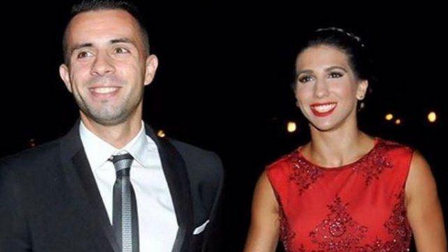 El marido de Cinthia Fernández le cumplió el sueño a sus hijas