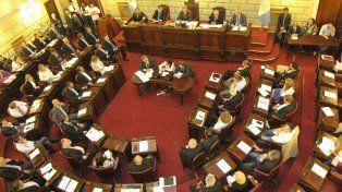 El Senado abordó la toma de créditos para los sectores afectados