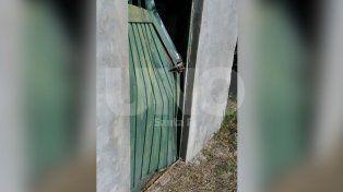 Un ladrón terminó tras las rejas al ser sorprendido mientras robaba en Sauce Viejo