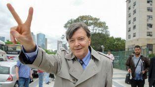 César Milani quedó detenido luego de declarar por secuestros en la última dictadura