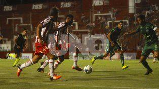 Unión empató sin goles con Sarmiento de Junín