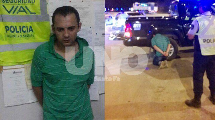 El narco paraguayo detenido será alojado en la cárcel de Coronda