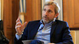 Frigerio: El paro no tiene ningún sentido, igual no rompemos el diálogo